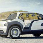 Автомобиль-кроссовок Citroen Lacoste