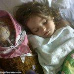 Алейша Хантер в 3 года стала самой молодой жертвой рака груди