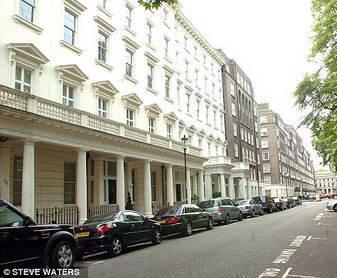 Дом в Лондоне Абрамовича