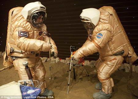 Высадка на Марс: программа эксперимента «Марс 500» продолжается