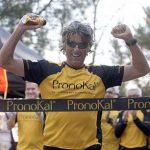Рекорд бельгийского бегуна: ежедневно в течение года пробегал марафон