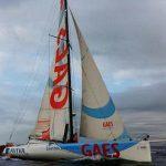 Британская женщина моряк трижды обогнула земной шар
