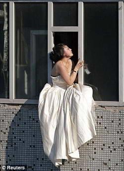 Невеста за окном