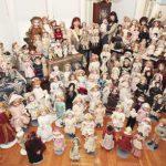 Уникальная коллекция старинных кукол за $2 миллиона