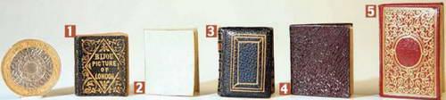 Пять самых маленьких книг