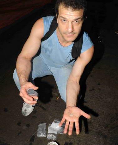 Собиратель алмазов в Нью-Йорке