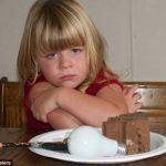 Девочка 3-х лет имеет пристрастие к поеданию лампочек и кирпичей