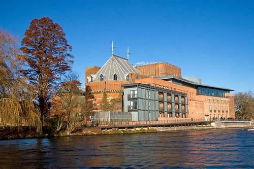 Шекспировский театр (Bennetts Associates Architects)