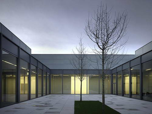Музей в Эссене, Германия (David Chipperfield)