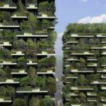 Зеленые дома-парки Bosco Verticale в Милане — новый архитектурный стиль