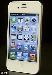 Смартфон iPhone S4 iOS 11