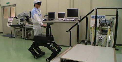 Робот поводырь для слепых