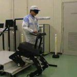 Робот, выполняющий роль собаки поводыря, создан в Японии