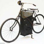 На аукционе 117-летний паровой велосипед будет продан за полмиллиона долларов