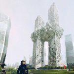 Проект архитекторов в Южной Корее станет напоминанием трагедии 9/11 в США