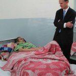 Вьетнамцу Нгуен Дуй Хая удалили опухоль ноги в 90 килограмм