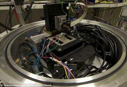 Наноаппаратура для самой маленькой карты мира