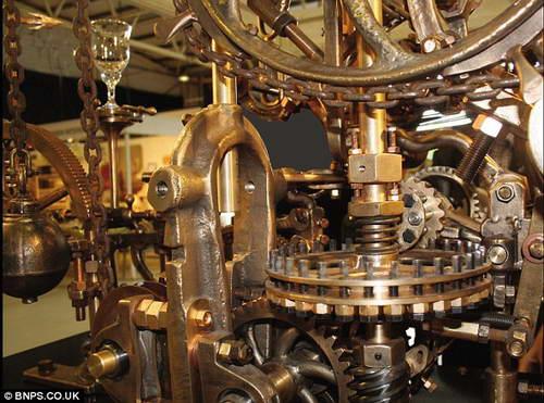 Штопор Роба Хиггса - 300 движущихся частей