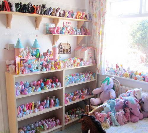 Самая большая коллекция пони