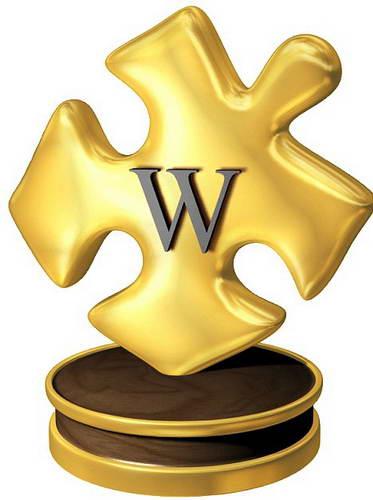 Награда Джастина Кнапп от Wikipedia