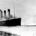 Гибель Титаника связана с ненадежными заклепками в месте пробоины?