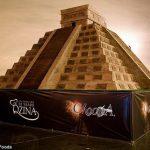 Шоколадный храм Майя более 8 тонн — новая заявка в Книгу рекордов Гиннеса