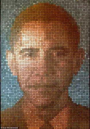 Эван Вондоловски: портрет Б.Обамы