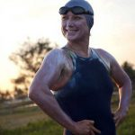 Пенни Пэлфри пытается переплыть от Кубы до Флориды без защитной клетки от акул