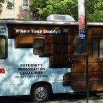 В Нью-Йорке работает мобильный пункт генетического определения отцовства