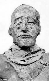 Рамзес 3 - мумия