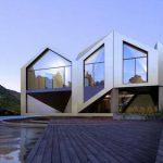 Удивительный дом оригами, который всегда будет лицом к Солнцу