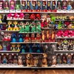 Китайский мастер Лю Болин делает захватывающие фотографии невидимок