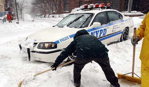 Нью-Йорк 9 дней без убийств