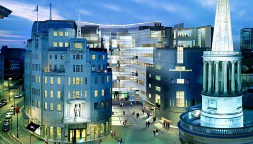 Новое здание ВВС в Лондоне
