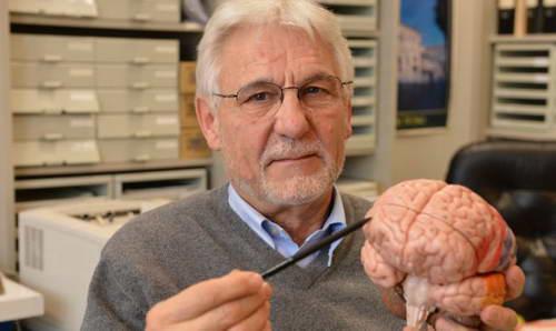 Герхард Рот говорит о темном пятне в мозгу убийц