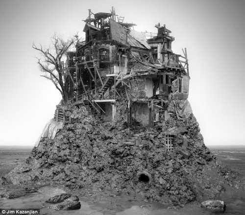 Cюрреалистические цифровые фотографии Джима Казаняна