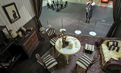 Комната из шоколада в Минске