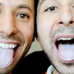 Инновационный способ чистить зубы — зубная щетка на языке