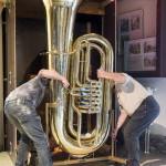 Самая большая труба сделана в Германии