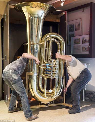Самая большая труба