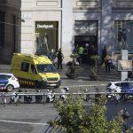 Теракт в Барселоне 2017 видео, последние новости