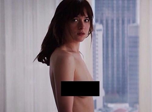 Дакота Джонсон голые фото