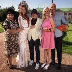 Полина Диброва получила титул Миссис Россия 2017, фото
