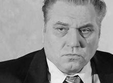 Актер ВикторСмирнов (умер)