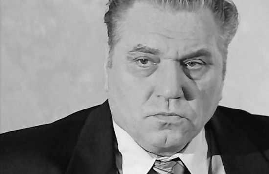 Актер Виктор Смирнов (умер)