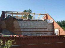 Ураган в Башкирии разрушил десятки домов