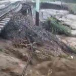 Ливни в Приамурье вызвали наводнение, размыт Транссиб