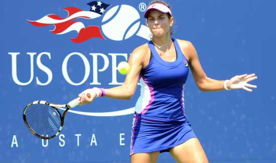 Теннис US Open 2017. 1/4 финал Надаль - Рублев