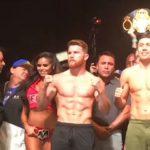 Бой Головкин — Альварес 16 сентября 2017 года в Лас-Вегасе