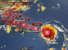Ураган Ирма последние новости. Видео разрушенного Сент-Мартен